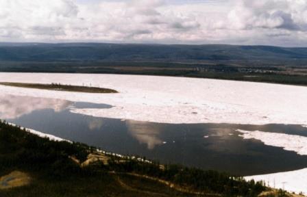 Ледники Якутии за 50 лет уменьшились на 70% из-за глобального потепления