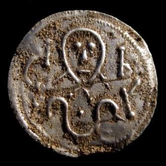 Монета Харальда Синезубого