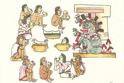 Ритуальный каннибализм