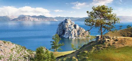 Средняя годовая температура на Байкале повысилась на 2 градуса