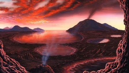 Жизнь могла зародиться на 300 миллионов лет раньше, чем считается
