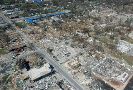 Последствия урагана Катрина