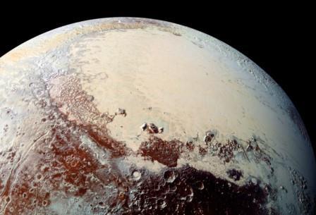 Плутон © NASA