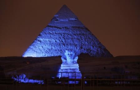 Разгадать тайну строительства древнеегипетских пирамид попытаются при помощи сканера