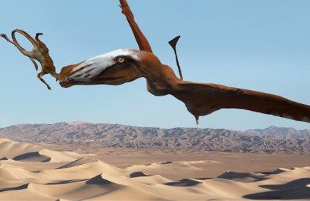 Птерозавр-Дракула