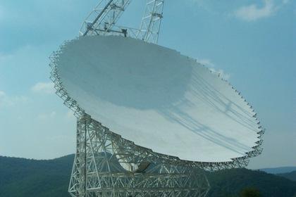 Радиотелескоп Грин-Бэнк