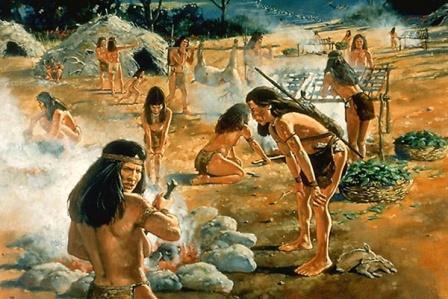 Откуда появились коренные американцы