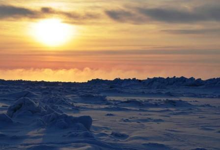 Глобальное потепление в Арктике происходит в два раза быстрее, чем во всем остальном мире