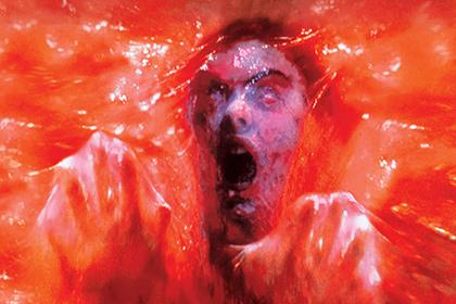 от страха кровь стынет в жилах