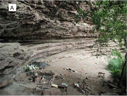 Раскопки в Сибуду