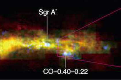 Сверхмассивная и промежуточная черные дыры