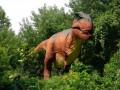 Палеонтологи измерили скорость тираннозавра