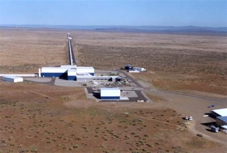 Детектор LIGO