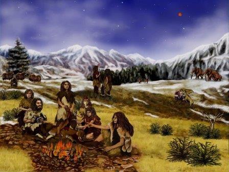 """Неандертальцы пользовались """"химией"""" для розжига костров"""