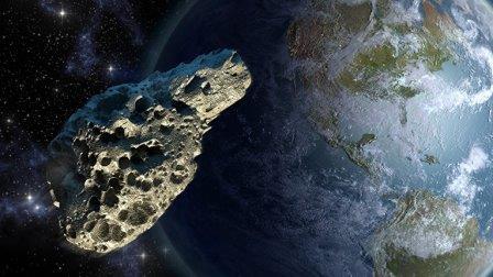 Астероид. Архивное фото. © Fotolia / AND Inc