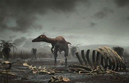 Динозавры могли стать первой жертвой нефти, заявляют ученые