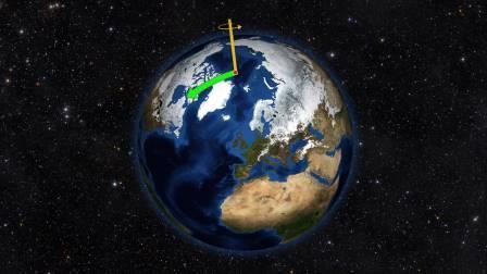 Глобальное потепление привело к смещению земной оси