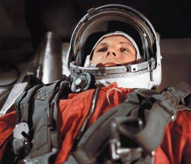 """Юбилей первого полета человека в космос: """"Подними голову!"""""""