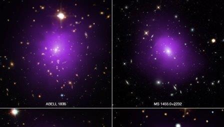 """Подолы галактик-""""матрешек"""" рассказали ученым о тайнах темной энергии"""