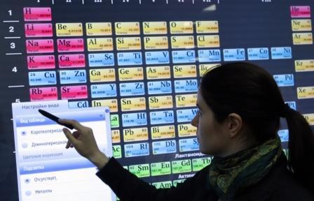 Таблица Менделеева может пополнится новыми химическими элементами