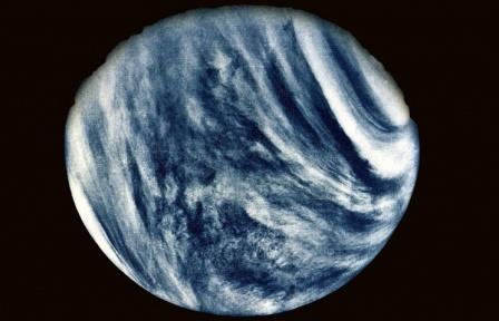 Ученый из МФТИ опроверг гипотезу происхождения темных полос на снимках Венеры