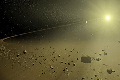 Астрономы указали зону существования инопланетной жизни