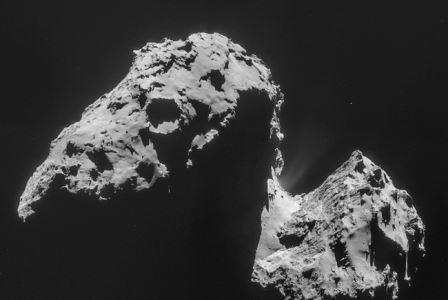 Комета Чурюмова — Герасименко