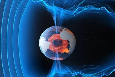 Геофизики сообщили об ослаблении магнитного поля в США