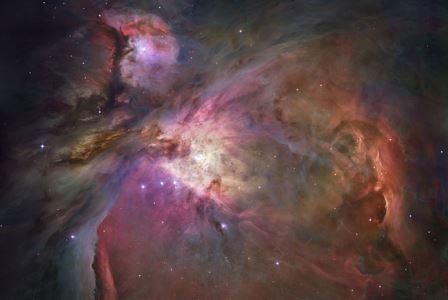 Туманность Ориона — самая близкая к Земле «звездная колыбель»