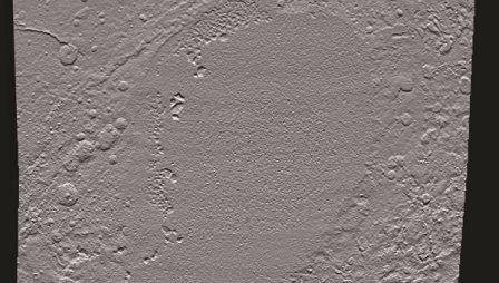 """НАСА показало изображение """"затонувшего"""" сердца Плутона"""