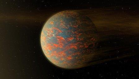 """Первая жизнь Вселенной могла родиться на """"алмазных"""" планетах"""