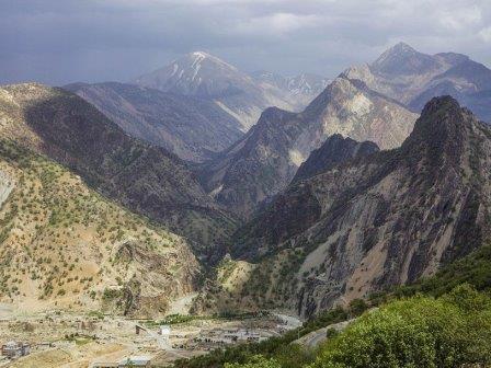 Горы Загрос