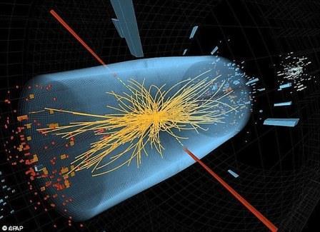 """Слухи об открытии """"новой физики"""" на БАК не подтвердились"""
