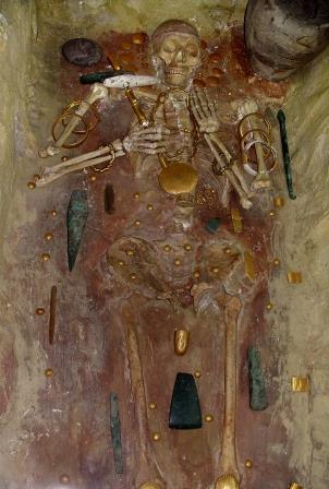 Захоронение в Варне
