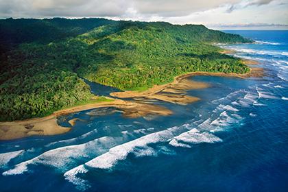 Побережье Коста-Рики