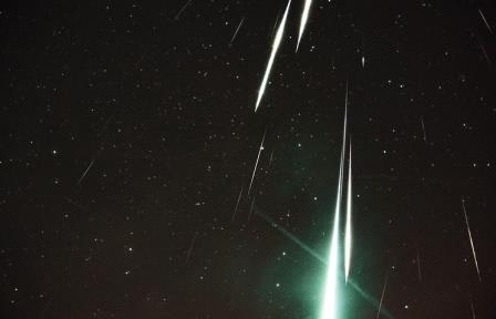 Метеорный поток Персеиды будет в этом году в 1,5 раза плотнее, чем обычно