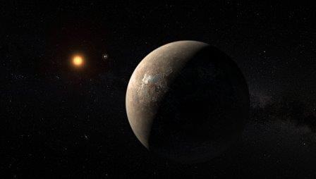 Планета Проксима Центавра b, потенциальный двойник Земли