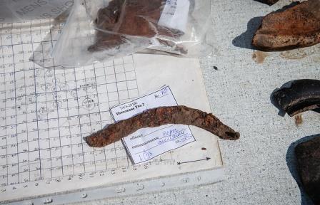 Поселения безымянного этноса эпохи Великого переселения народов IV-V вв. обнаружены в Туле