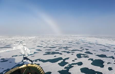 Гидрографы Северного флота открыли два новых острова в Арктике