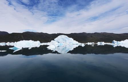 Уровень Мирового океана повысился на пять метров из-за таяния ледников Гренландии