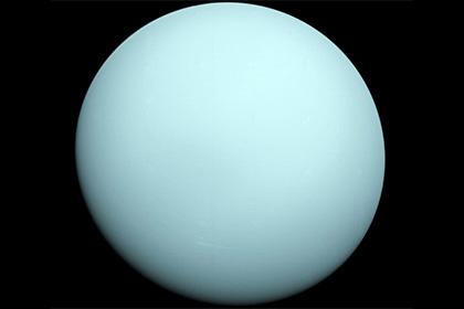 Обнаружены несколько новых спутников Урана