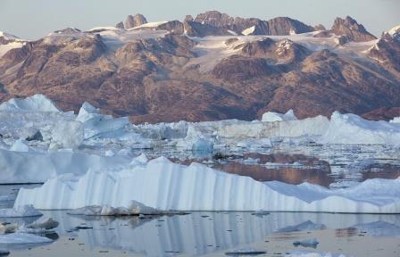 Глобальное потепление привело к исчезновению островов в Северном Ледовитом океане