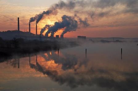 Темпы роста содержания углекислого газа в атмосфере временно замедлились