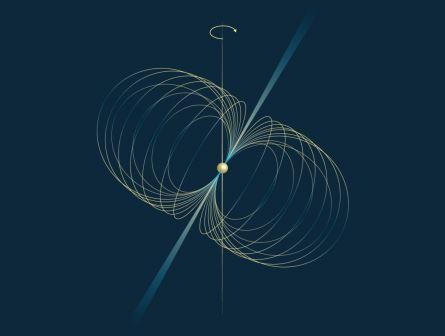 Астрофизики проследили, как раскрученные нейтронные звёзды «уходят в тень»