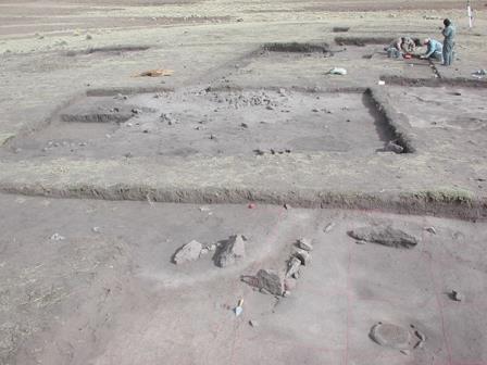 Раскопки в Хискаирумоко (2002)