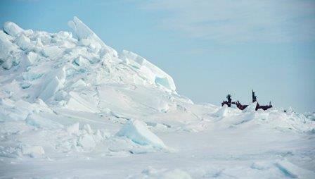 Ученые из России смогут со спутника наблюдать за изменением климата Арктике