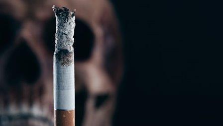 Одна сигарета в день повышает риск смерти на 69%