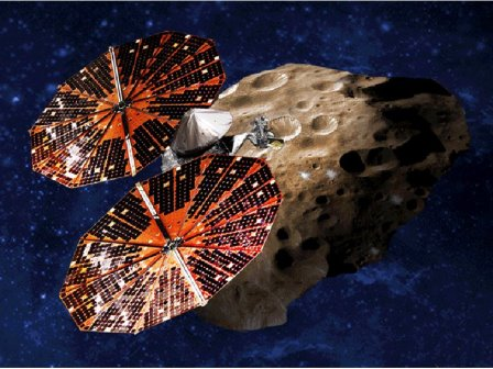 Автоматический космический аппарат «Люси»