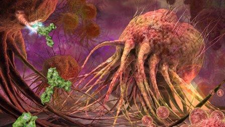 """Клетка-""""ктулху"""" в опухоли рака молочной железы"""