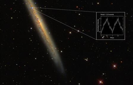Пульсар NGC 5907 X-1